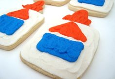 Sweet Tooth Cottage we love your Elmer's cookies! Perfect snack for the 1st day of school.
