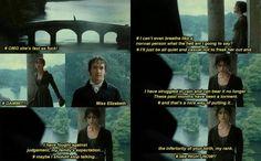 Darcy's inner struggles #27 love them!!