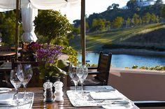 Marbella Club Restaurant - Grill