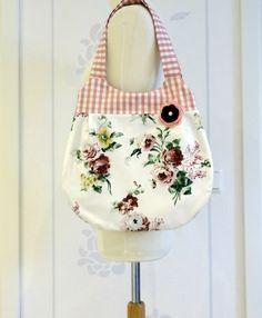 """Schultertaschen - Tasche """"Honey""""***Schultertasche - ein Designerstück von Red-Roses bei DaWanda"""