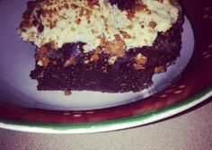 Chocolate Fudge Candy Bar Cake Recipe -  How are you today? How about making Chocolate Fudge Candy Bar Cake?