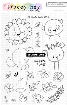 Cute Food Drawings, Doodle Drawings, Cartoon Drawings, Easy Drawings, Kawaii Doodles, Kawaii Art, Printable Adult Coloring Pages, Coloring Book Pages, Creation Crafts