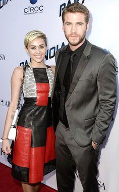 Miley Cyrus não fala mais com Liam Hemsworth