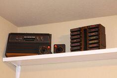 Stuff and Things: Tween Boy's Vintage Video Game Room