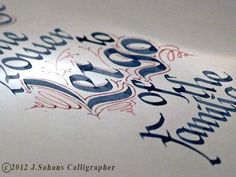 Inspirational Quotations Calligraphy by Jagdeep Sahans, via Behance Creative Artwork, Inspirational Quotations, Calligraphy, Scribe, Cards, Handmade, Gifts, Behance, Creative Art