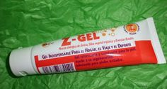 Anyol blog: Z-Gel, Natur Import