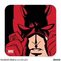 Bright and cool Marvel Daredevil superhero designs to personalize as a gift for yourself, friends and families. Perfect unique gifts for your all birthdays needs. Superhero Design, Daredevil, Marvel Comics, Families, Unique Gifts, Birthdays, Darth Vader, Comic Books, Bright