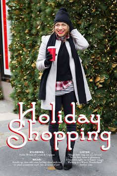 Holiday Fashion: 4 Festive Looks to Get You Through Any Occasion This Month! #theeverygirl