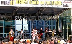 Abbey Road On The River! May 24- May 28 2012  http://www.louisville.com/content/how-abbey-road-river-comes-together-music