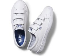 KEDS Tiebreak Leather. #keds #shoes #all