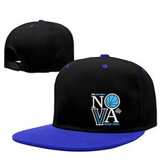 Villanova Wildcats Flat Brim Hats World Of Warcraft Legion 249cf564479