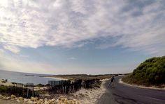 Epic Roller Ski Rottnest Island  #rottnestisland #rollerskirottnest  #rollerski #rulleski #rullskidor www.nordicsportsaustralia.com.au