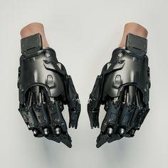 ArtStation - Hands, Mark Chang