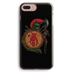 Boba Fett Spartan Apple iPhone 7 Plus Case Cover ISVC644