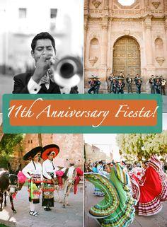 Ceja Vineyards 11th Year Anniversary Fiesta!