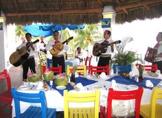 Live Music every weekend at our #Paradise Restaurant!
