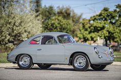 How goes the weather, deartháir O'Rahilly? Porsche 356 Outlaw, Vintage Porsche, Dream Cars, Convertible, Vehicles, Weather, German, Motors, Cars