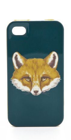 Tory Burch Foxy Hardshell iPhone 4 Case - I think I've just found my soulmate in iPhone case form