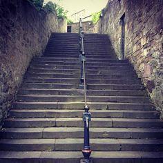 Gabriel's Stairs #Stockbridge #Colonies #Edinburgh