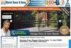 Chula Vista garage door repair