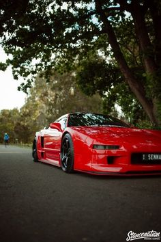 Honda introduced the NSX in the which, in my opinion happens to be the best era of cars. Nissan Gtr Skyline, Skyline Gt, Tuner Cars, Jdm Cars, Honda Civic Coupe, Cars Land, Mercedes Car, Acura Nsx, Honda Cars