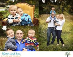 outdoor family session - brothers - natural light - bloom and bee portraits, guilderland ny