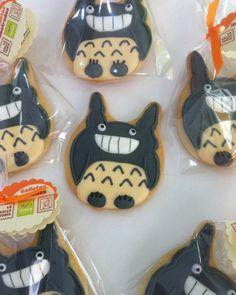 Galletas Totoro #ghibli #totoro
