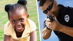 Cops Tackle Girl and Hold Her at Gunpoint, In Her Own Home --- A young girl is now left traumatized after police rushed into her home, threw her to the ground and held her at gunpoint while she watched cartoons.