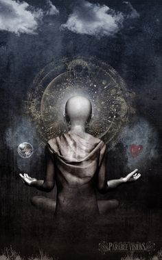 QUESTION: Can the ego create illusions of happiness or anything positive for that matter. ANSWER: Yes, never underestimate the tricks of the ego. The ego will help you remain in denial about. Anti Stress Naturel, Cameron Gray, Terence Mckenna, Les Chakras, Image Film, A Course In Miracles, Spiritus, Visionary Art, Dark Night
