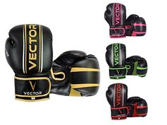 Vector Sports Boxing Gloves for Men Women, Maya Hide Leather Hand oz Sport Boxing, Sports Clips, Jackie Robinson, Boxing Gloves, Kickboxing, Cowhide Leather, Football Players, Martial, Pink And Green