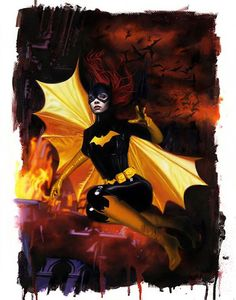 batgirl by david stoupakis https://www.facebook.com/david.stoupakis?fref=photo