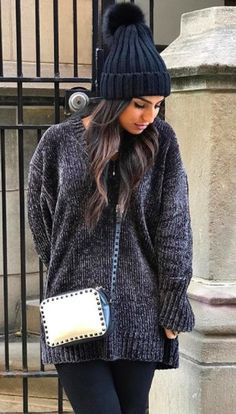 My favorite oversized sweaters, perfect for day-to-night! Pair with denim and sneakers or OTK boots to change up your look! #HappyShopping  #shopthelook #wearitloveit #ShopStyle #ssCollective #mylook #MyShopStyle #ootd #summerstyle #fallfashion #ShopStyleFestival #lookoftheday #currentlywearing #getthelook #todaysdetails
