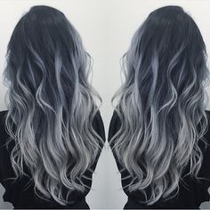 We love this smokey styling by Hair Addict @dianashin!!! #smokey #hairaddiction…