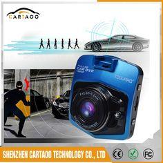 GT300 Blue Full HD 1080P Car DVR Camera Dash Cam Recorder Black Box with Night Vision Car Camera