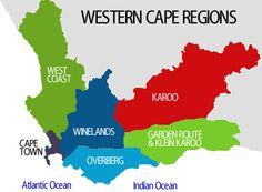 Western Cape Regions