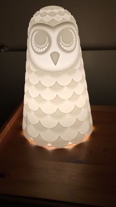 Night lamp for the kids room.