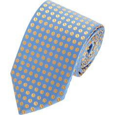 Penrose London Eastbourne Dot Tie at Barneys.com