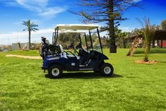 Buggies de Villanueva Golf