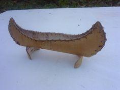 Birch bark canoe. van MagicBirches op Etsy