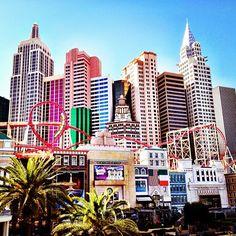 New York-New York Hotel & Casino in Las Vegas, NV