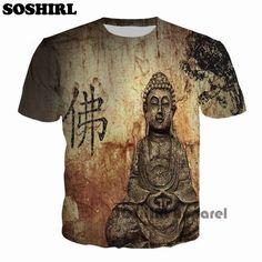SOSHIRL Buddha Full Print T Shirt Novelty Short Sleeve Tee Tops Man Punk Outfit Masculine Streetwear T-Shirt Man Casual T Shirts     Tag a friend who would love this!     FREE Shipping Worldwide     Buy one here---> http://www.pujafashion.com/soshirl-buddha-full-print-t-shirt-novelty-short-sleeve-tee-tops-man-punk-outfit-masculine-streetwear-t-shirt-man-casual-t-shirts/