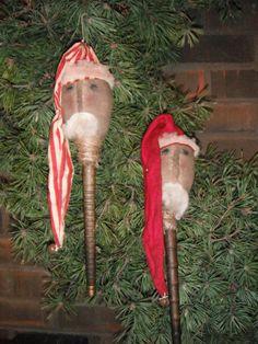 Santa Spools.