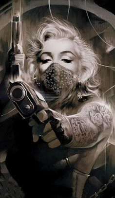 Angel After Dark. Top Gothic Fashion Tips To Keep You In Style. Consistently using good gothic fashion sense can help Marilyn Monroe Dibujo, Marilyn Monroe Drawing, Marilyn Monroe Tattoo, Marilyn Monroe Portrait, Marilyn Monroe Photos, Og Abel Art, Marilyn Monroe Wallpaper, Arte Cholo, Gangster Tattoos