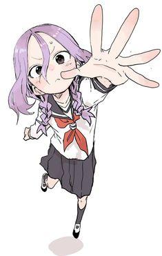 Shogi Senpai Reaching For Love! Yandere Anime, Chica Anime Manga, Manga Girl, Character Concept, Character Art, Character Design, Chibi, Japanese Aesthetic, Anime Hair