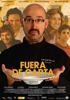 Maxi (Javier Camara) - Fuera de Carta/Chef's Special