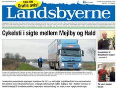 Med perfekt timing havde jeg inviteret Malte Larsen (S) og medlem af transportudvalget på cykeltur på Hadsundvej samme dag, som der blev meldt ud, at der afsættes 370 mio. til cykelstier langs statsveje. Hadsundvej er på listen over mulige projekter, men intet er afgjort endnu. I f.eks. Tønder kommune tager borgmesteren med borgere til foretræde for Transportudvalget - i Randers er der end ikke leveret på den sag, som jeg og venstre satte på MTU dagsorden ultimo 2016. Malta, Politics