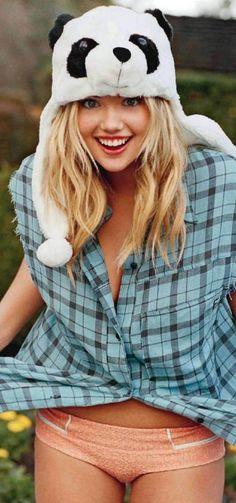 Kate Upton ♥ by Matt Jones for Elle France January 2013