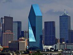 I. M. Pei - Fountain Place - Dallas, TX