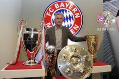FC Bayern's 2012-13 Treble