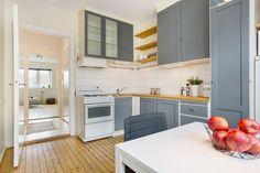 FINN – Torshov - Gjennomgående 1(2)-roms med alkove | Stort kjøkken | V.v og fyring inkludert | Perfekt førstegangskjøp